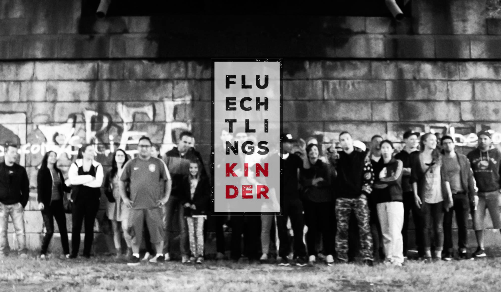 Flüchtlingskinder Projekt, 99 Probleme, Flüchtlinge, Rapper, Rap-Song, Patrick Catuz